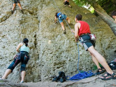 Kletterkurse in der Fränkischen Schweiz
